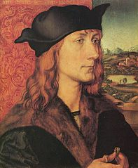 Portrait of Hans Tucher