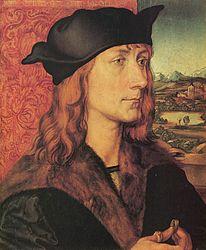 Albrecht Dürer: Portrait of Hans Tucher
