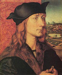 Ritratto di Hans Tucher. Albrecht Dürer ... 042dc41a604a