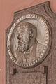 Albrecht Schrauf (Nr. 21) - Marble relief in the Arkadenhof, University of Vienna - 0321.jpg