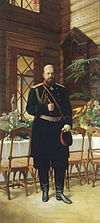 Alexander III of Russia by N.Dmitriev-Orenburgskiy (1896, GIM).jpg