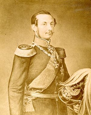 Prince Alexander of Prussia - Prince Alexander, c. 1880