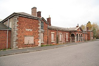Alford, Lincolnshire - Former railway station