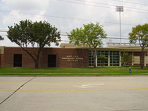 Alief Independent School District - Alief Independent School District headquarters