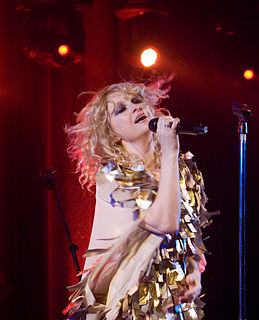 Alison Goldfrapp English musician and record producer
