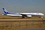 All Nippon Airways, JA787J, Boeing 777-381 ER (42580572790).jpg