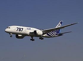 All Nippon Airways Boeing 787-8 Dreamliner JA801A OKJ.jpg