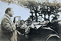 Aloys Fleischmann, Anne Crowley, Arnold Bax, Tilly Fleischmann, Fr Patrick MacSwiney 1937.JPG