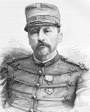 Bắc Lệ ambush - Lieutenant-Colonel Alphonse Dugenne (1841–87)