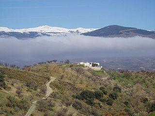 Mulhacén mountain