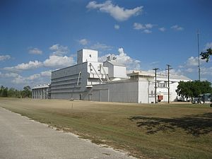 Altair, Texas - Image: Altair TX Rice Mill