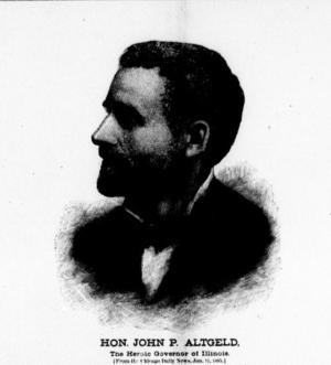 John Peter Altgeld - Image: Altgeld John