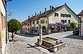 Altstadt von Erlach BE, Blick vom Schloss.jpg