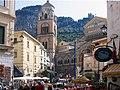 Amalfi la cathédrale en2006.jpg
