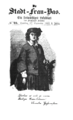 Amalie Hohenester 1862 Die Stadt-Frau-Bas.png