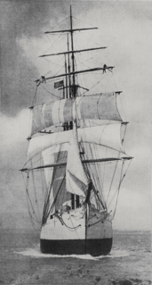<i>Amaranth</i> (barquentine) Ship (Barquentine)