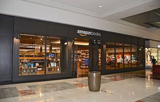 Amazon Books - Amazon Books opened its third store in the Washington Square mall in the Portland metropolitan area.