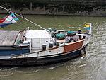 Amore-Vici - ENI 03310500, leaving Royerssluis, Port of Antwerp pic4.JPG