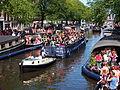 Amsterdam Gay Pride 2013 boat no21 COCNederland pridefonds pic5.JPG
