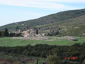 Chalandritsa - Mycenaean settlement near Chalandritsa