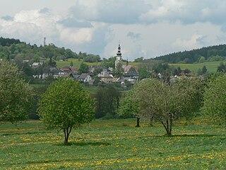 Andělská Hora (Bruntál District) Town in Czech Republic