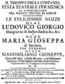 Andrea Bernasconi - Il sogno di Scipione - titlepage of the libretto - Munich 1770.png