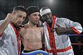 Andrea Galbiati, Floriano Pagliara e Don Saxby.jpg