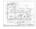 Andrew Johnson House, 217 South Main Street, Greeneville, Greene County, TN HABS TENN,30-GRENV,1- (sheet 3 of 14).png