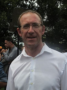 Andrew Little after State of Nation Speech 07.jpg