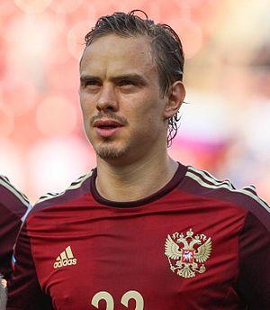 Andrey Yeshchenko - Yeshchencko with Russia in 2014