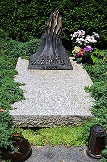 Andrzej Szczypiorski Polish writer
