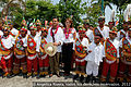 Angélica Rivera de Peña en encuentro y Visita a la escuela de los Voladores de Papantla. (7078335371).jpg
