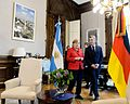 Angela Merkel and Mauricio Macri 10.jpg