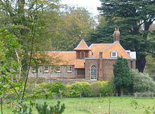 Anmer Hall Wikipedia