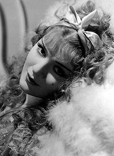 Anna Sten Ukrainian-born American actress