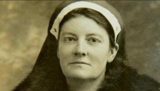 Annie Brewer Welsh nurse who served in France throughout World War One
