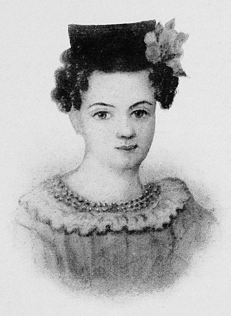 Eliza Frances Andrews - Image: Annulet Andrews 1827