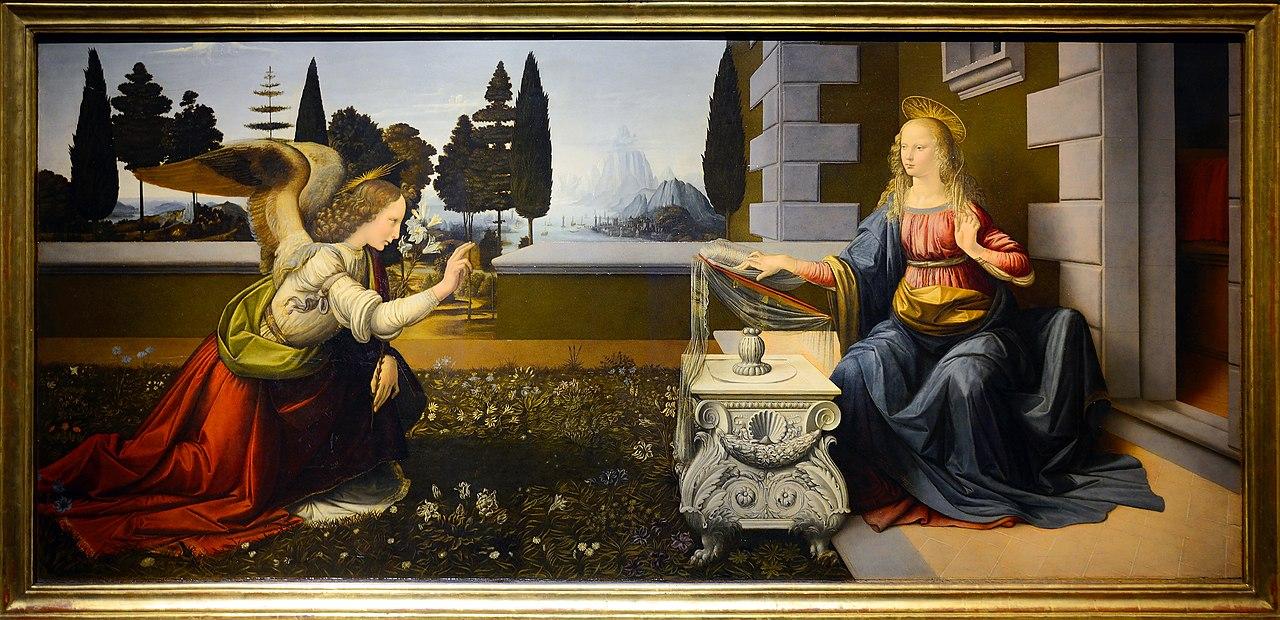 Annunciation (Leonardo).jpg