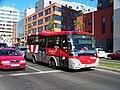 Antala Staška, autobus 1081 na lince 293.jpg