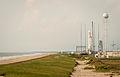 Antares Orb-D1 rocket on pad at Wallops (201309160002HQ).jpg