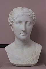 Buste d'Antonia la Jeune