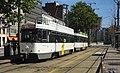 Antwerpen - Antwerpse tram, 23 juli 2019 (037, Frankrijklei, station Stadspark).JPG