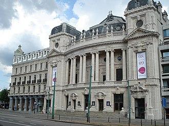 Vlaamse Opera - Vlaamse Opera, Antwerp (inaugurated in 1907)
