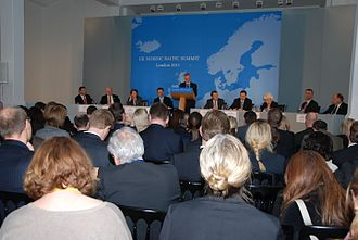 Northern Future Forum - UK Nordic Baltic Summit
