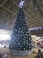 Arbol de Navidad y Nacimiento en Terminal Central de Autobuses CAPU Puebla 01.jpg