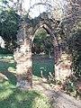 Arch built as Gothic ruin, Gunnersbury Park - geograph.org.uk - 653762.jpg