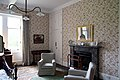 Ardtornish House - interior, view of billiard room flat master bedroom.jpg