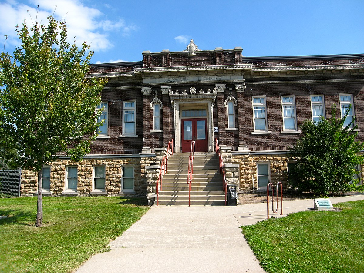 Kansas City Kansas Public Library Argentine