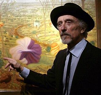Arik Brauer - Arik Brauer in 2009