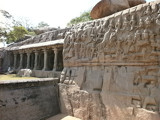 Arjunas-Penance-Descent-of-the-Ganges-Mahabalipuram-4